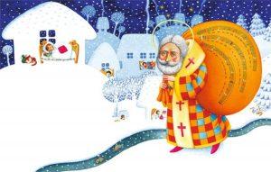 Prezenty od Św. Mikołaja dla dzieci