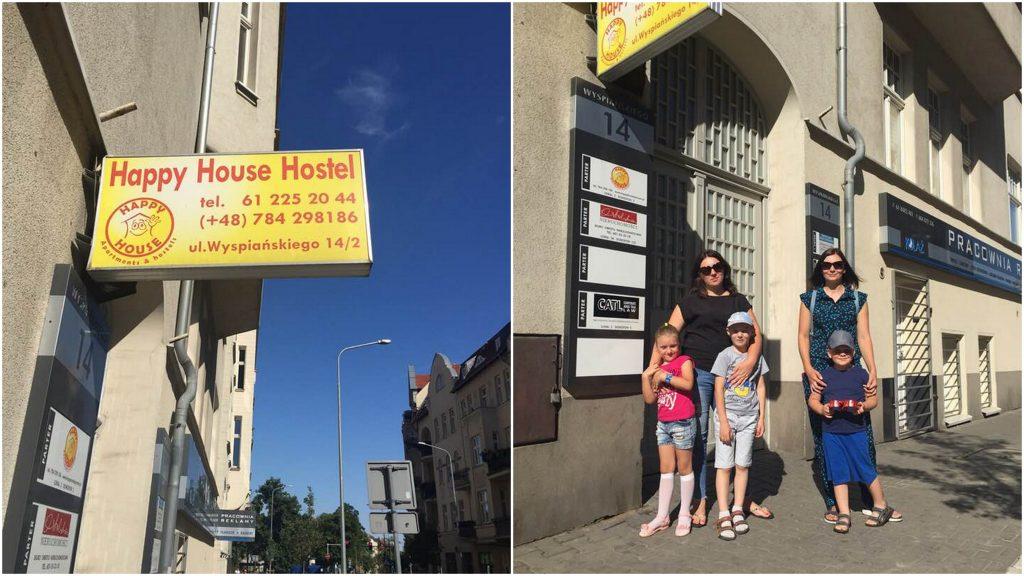 Mamy Ola i Natalia z dziećmi w Poznaniu